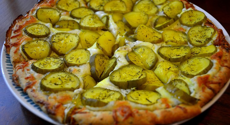Pickle Pizza Recipe