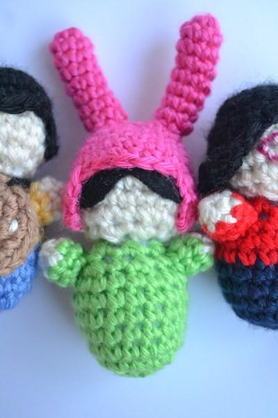 Crochet Louise