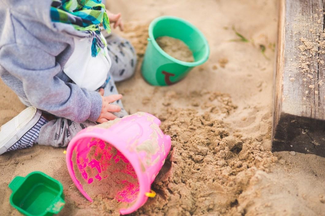 A sand box