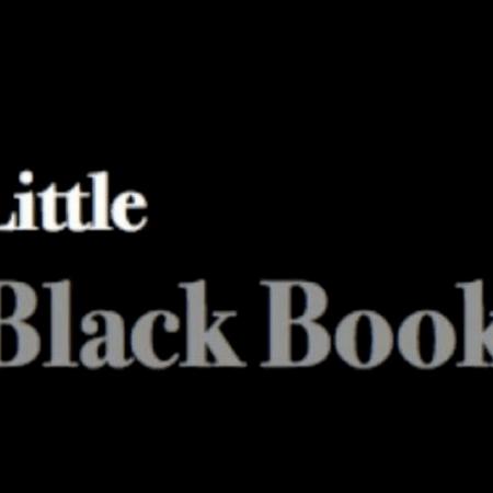 Little Black Book Parties Logo