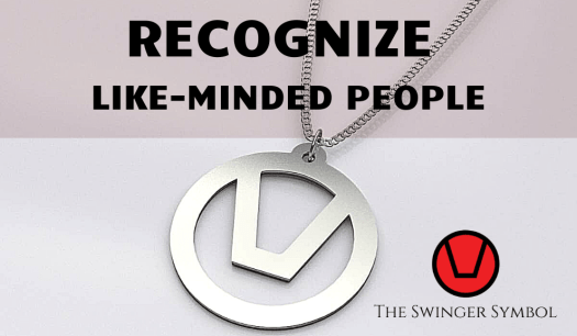 swinger symbol jewellery link