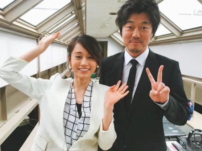 新井浩文と前田敦子の画像