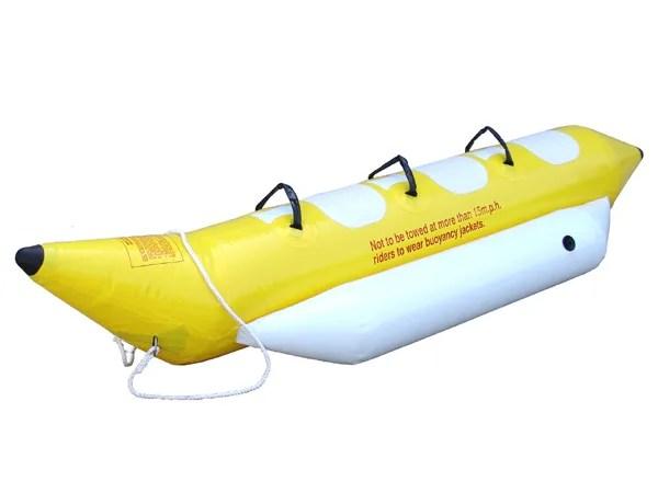 バナナボートの画像