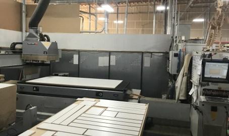 Holzher CNC