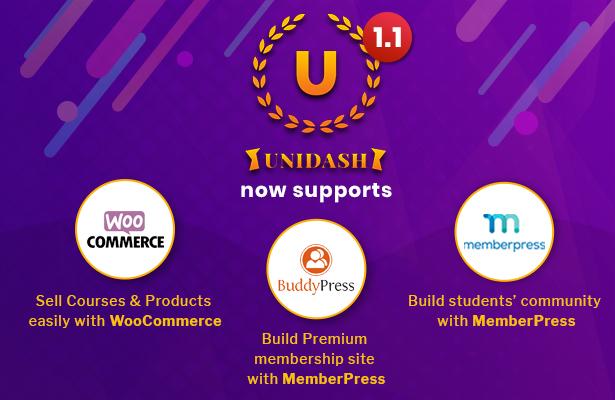 Unidash - WordPress Theme for University and Online Education - 7