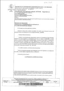 Declaración Sentencia Firme Hotel Gran Cortijo