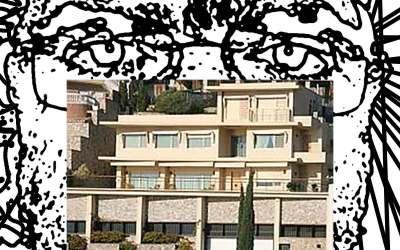2009 Chalé ilegal del arquitecto municipal