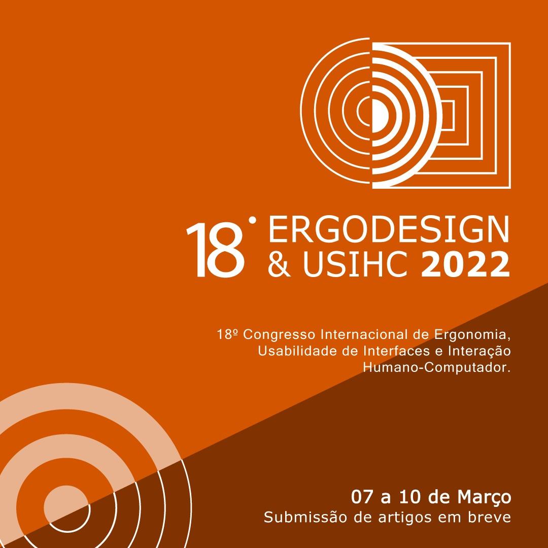 18° ERGODESIGN & USIHC 2022