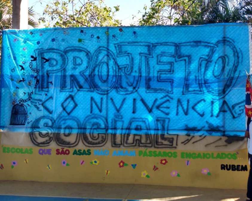 projeto convivência social
