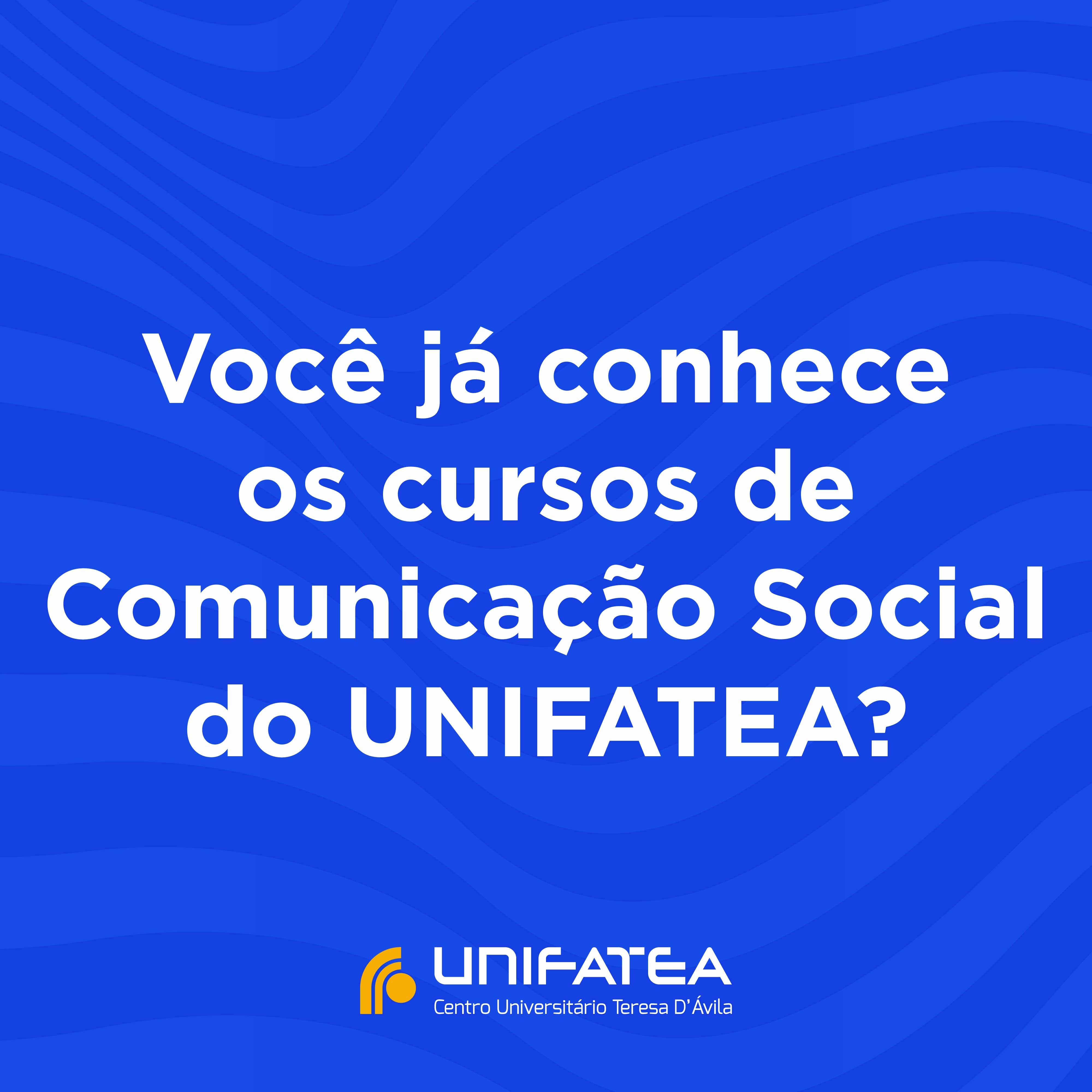 Comunicação UNIFATEA