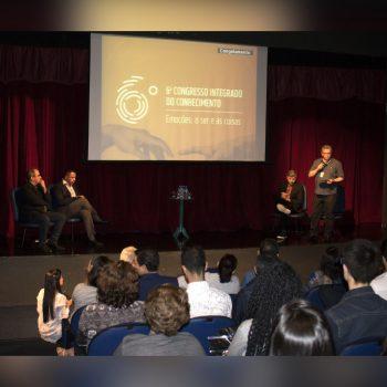 UNIFATEA realiza 6º Congresso Integrado do Conhecimento: Emoções o Ser e as Coisas