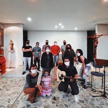 Encontro UNIFATEA CONECTADOS realiza momento de espiritualidade e integração virtual