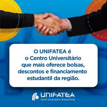 UNIFATEA faz parte dos 18% que conquistaram as melhores notas no Enade 2018. Veja mais vantagens da melhor faculdade da região