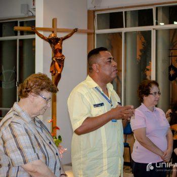 Celebração ao dia de Santa Teresa D'Ávila abre semana em comemoração aos 65 do UNIFATEA