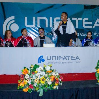 UNIFATEA realiza a primeira noite de Colação de Grau para os formandos 2019