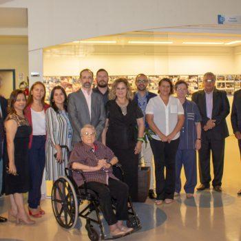 Ir. Olga de Sá é honrada em sessão extraordinária do CONSU pelos 65 anos do Centro Universitário Teresa D'Ávila