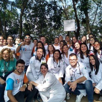 UNIFATEA realiza comemoração do Dia da Árvore, Dia da Responsabilidade Social e Início da Primavera