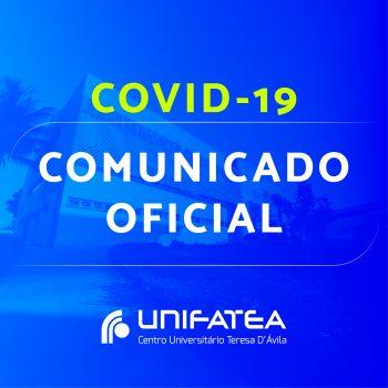Reitor divulga as medidas sobre coronavírus para comunidade universitária