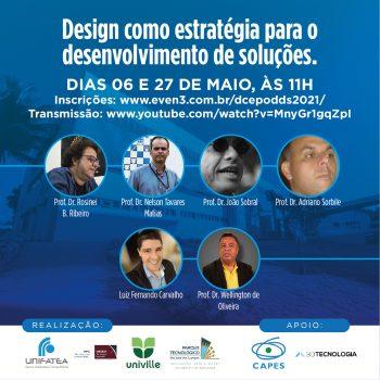 """UNIFATEA promove a realização de seminários colaborativos com o tema """"Design como estratégia para o desenvolvimento de soluções"""""""