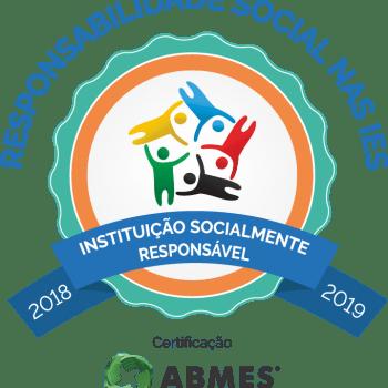 O UNIFATEA recebe selo de Instituição Socialmente Responsável pela ABMES