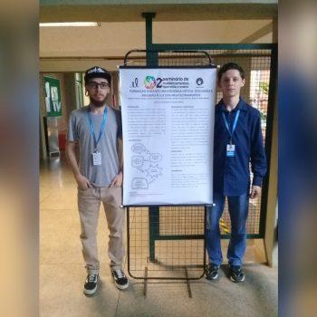 Alunos de Letras UNIFATEA participam de  II Seminário de Multiletramentos