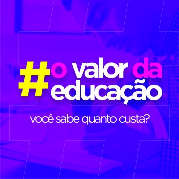 #ovalordaeducação