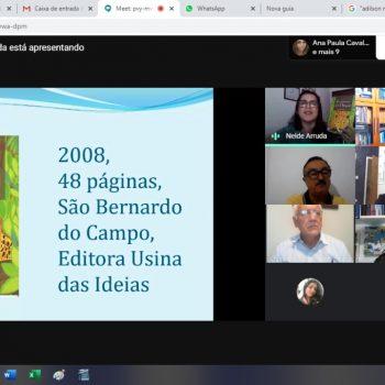 Academia de Letras de Lorena realiza sua primeira reunião on-line