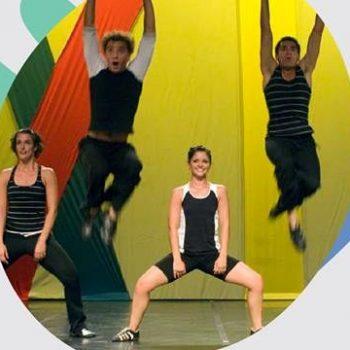 Teatro Teresa D'Ávila apresenta grupo de dança com espetáculo inspirado em jogos e esportes