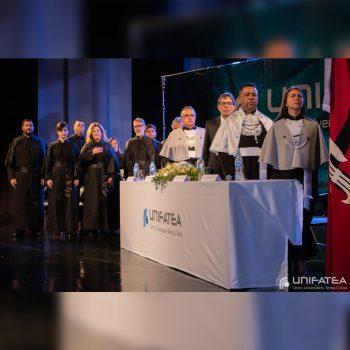 UNIFATEA concede título honorífico ao prefeito de Lorena