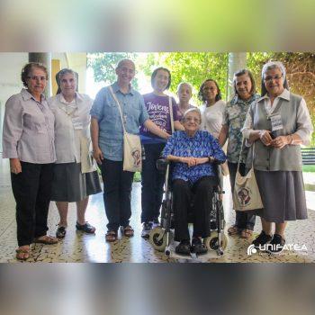 UNIFATEA recebe a visita do Projeto de Espiritualidade Missionária (PEM) da América Latina