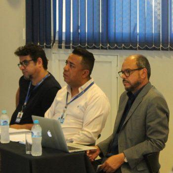 UNIFATEA recebe visita do profº Dr. João Eduardo Chagas Sobral, da Universidade da Região de Joinville-UNIVILLE