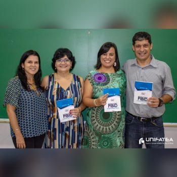 Projeto English Up leva alunos de Letras para lecionar nas escolas da região