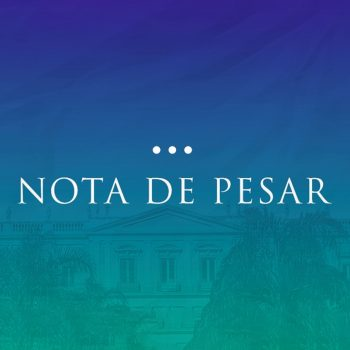 Nota de pesar – Conselho Universitário do UNIFATEA (CONSU)