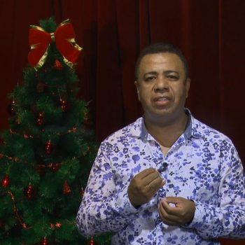Mensagem de Natal do Reitor, prof. Dr. Wellington de Oliveira