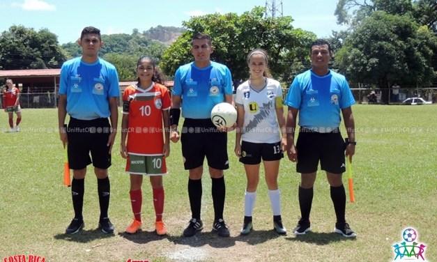 Moravia y Saúl Cárdenas por el título U-15