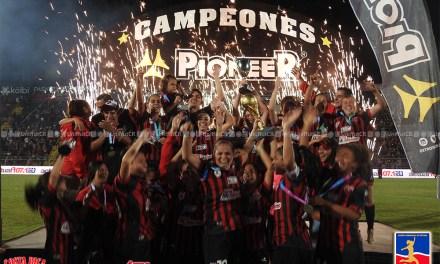 CODEA Campeón Nacional 2019
