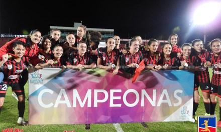 CODEA es Campeón de Clausura y se medirá ante Saprissa por el título nacional