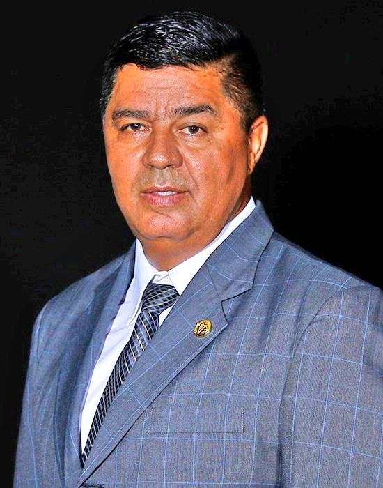 Víctor Hugo Alfaro, Presidente