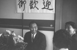 15. 札幌教会にて(65年2月8日)