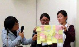 ディスカッションの結果を発表する宣教師 | 世界平和統一家庭連合 NEWS ONLINE