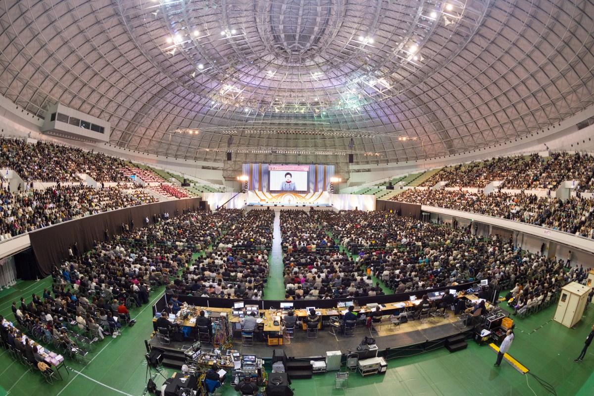 会場の様子|世界平和統一家庭連合 News Online