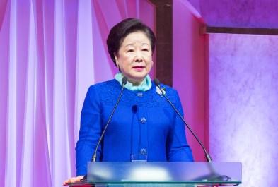 真のお母様(韓鶴子総裁)による日本講演|世界平和統一家庭連合 News Online