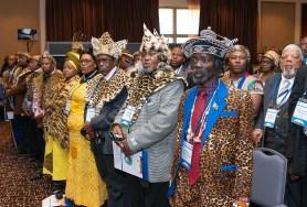 「アフリカ頂上会議および指導者カンファレンス2019」参加者|世界平和統一家庭連合News Online