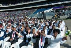 「2019南アフリカ共和国 孝情ファミリー祝福フェスティバル」参加者|世界平和統一家庭連合News Online
