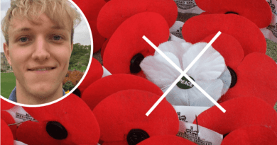OPINION: Why white poppies are counter productive