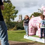 Popular snowdog trail raises over £140,000