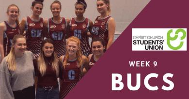 BUCS Round Up: A successful week for CCCU