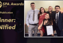 UNIfied wins 'Best Publication' at national student media awards