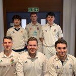 Men's Cricket are through to the last eight in the country!