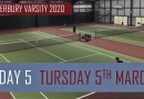 Varsity Day Five: Women's Tennis, E-Sports and Pool